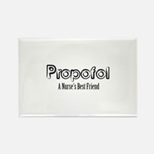 Propofol Rectangle Magnet