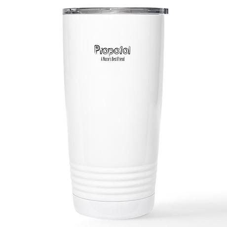 Propofol Stainless Steel Travel Mug