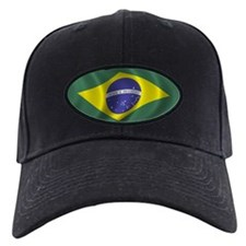 Flag of Brazil Baseball Hat