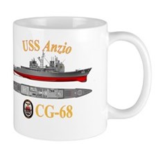 USS Anzio (CG-68) Mug