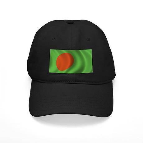Flag of Bangladesh Black Cap