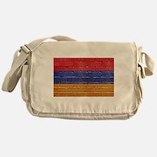 Flag of Armenia Messenger Bag