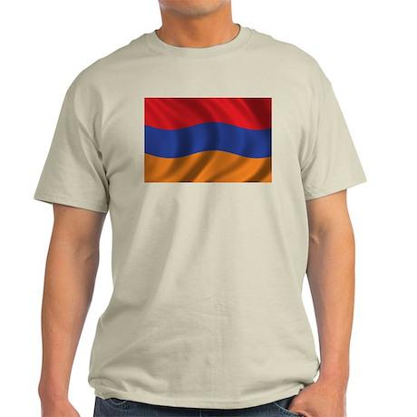 Flag of Armenia Light T-Shirt
