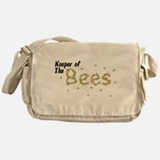 Keeper of the Bees Messenger Bag