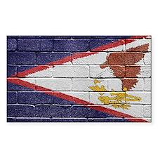 Flag of American Samoa Decal