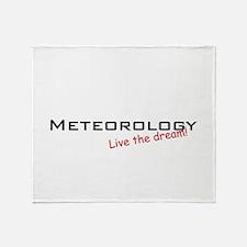 Meteorology / Dream! Throw Blanket