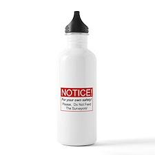 Notice / Surveyors Water Bottle