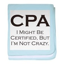 CPA #3 baby blanket