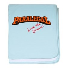 Paralegal / Live baby blanket