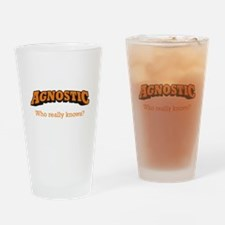 Agnostic / Who Drinking Glass
