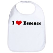 I Love Essence Bib