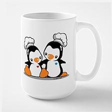 Chef Penguins (2) Mug