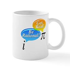Pi, Get Real! Small Mugs