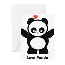 Love Panda® Greeting Cards (Pk of 10)