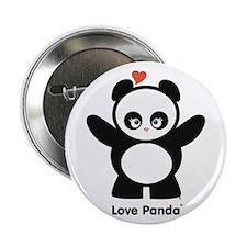 "Love Panda® 2.25"" Button"