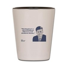 Kennedy - Washington Shot Glass