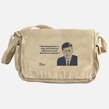 Kennedy - Washington Messenger Bag