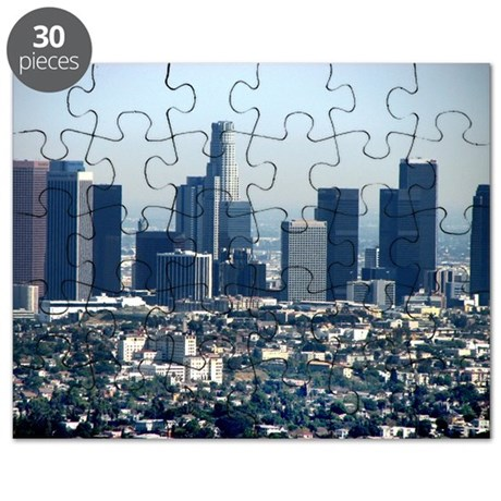 Helaine's LA Skyline Puzzle