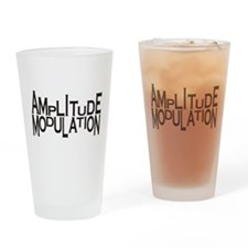 Amplitude Drinking Glass