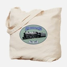 Pacific Locomotive Tote Bag