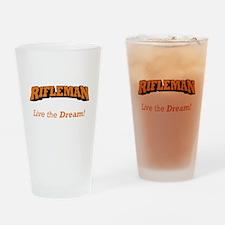 Rifleman - LTD Drinking Glass