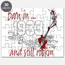 Born in 1933 Puzzle