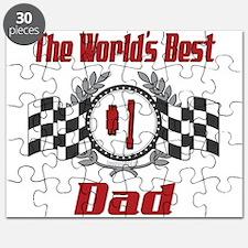 Racing Dad Puzzle