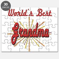 Starburst Grandma Puzzle