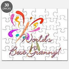 World's Best Granny! Puzzle
