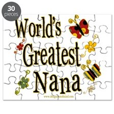Nana Butterflies Puzzle