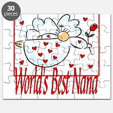 World's Best Nana Puzzle