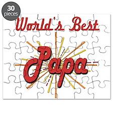Starburst Papa Puzzle