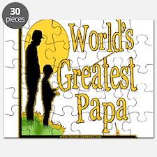 World's Greatest Papa Puzzle