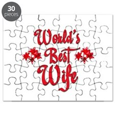 Worlds best Wife Puzzle