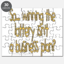 Winning the lottery Puzzle