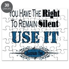 Right To Remain Silent Puzzle