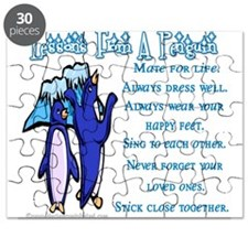Lessons from a penguin Puzzle