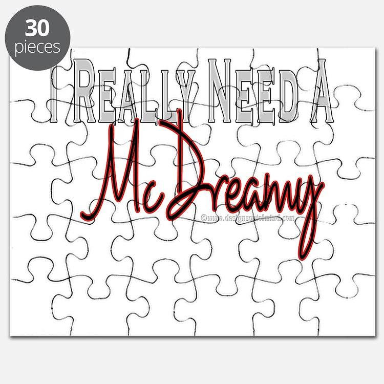 Need A McDreamy Puzzle