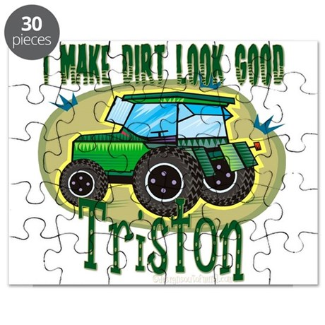 Triston Tractor Puzzle