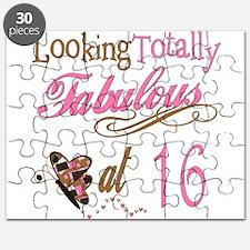 Fabulous 16th Puzzle