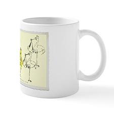 Leap Stork Mug
