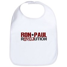 Ron Paul Star Bib