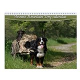 Bernese mountain dog Wall Calendars