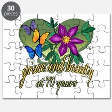 Beautiful 70th Puzzle