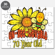 Un-Bee-Lievable 70th Puzzle