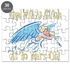 Angel Attitude 70th Puzzle