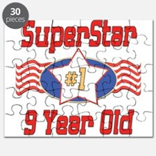 Superstar at 9 Puzzle