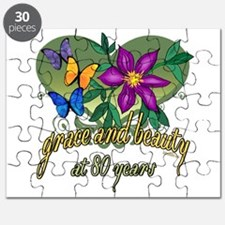 Beautiful 80th Puzzle