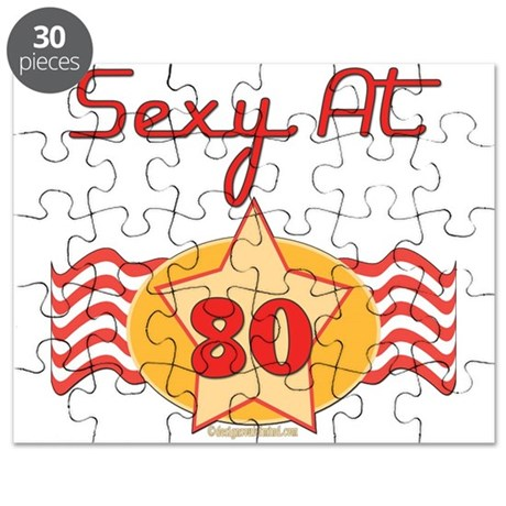 Sexy At 80 Puzzle