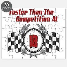 Racing At 18 Puzzle